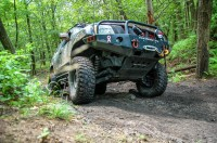 The Beast on the Topless for Tatas Trail