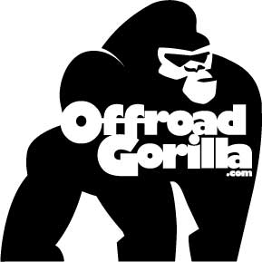 ~OffroadGorilla.com Logo facing RIGHT