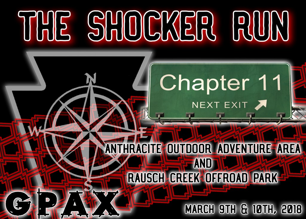 The Shocker Run - Chapter 11